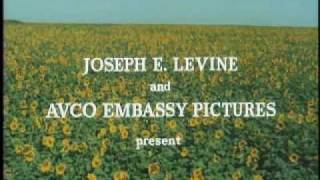 Sunflower (I Girasoli) Title Theme