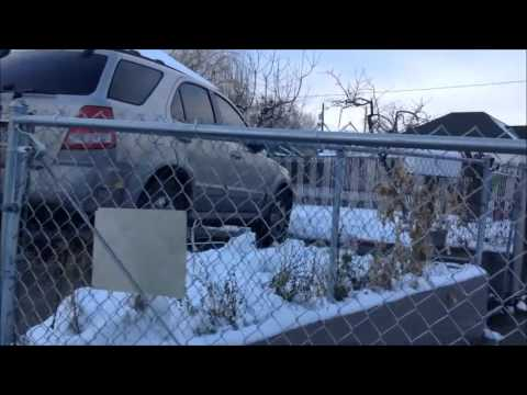 Walk around in Yakima ghetto, WA; Unrest is the norm for them