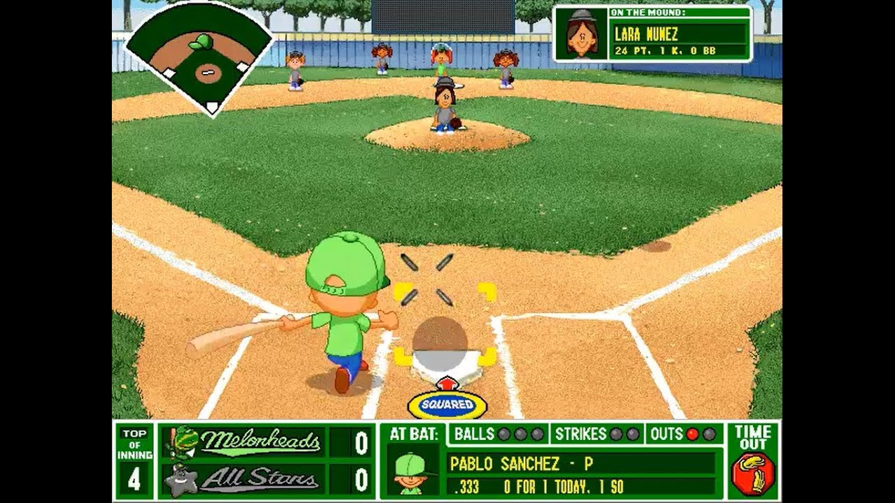 How Backyard Baseball Became a Cult Classic Computer