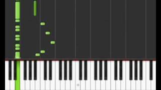 Theme to Doom on Synthesia
