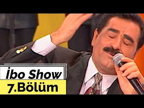 Mine Koşan & Ufuk Yıldırım & Rasim Öztekin- İbo Show - (1997) 7. Bölüm