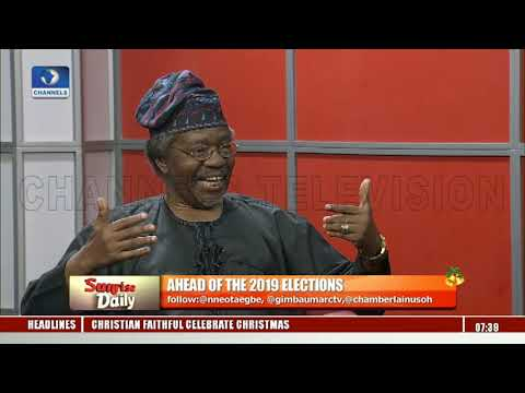 Nigeria Organising Democracy Without Committed Democrats - Oyebode