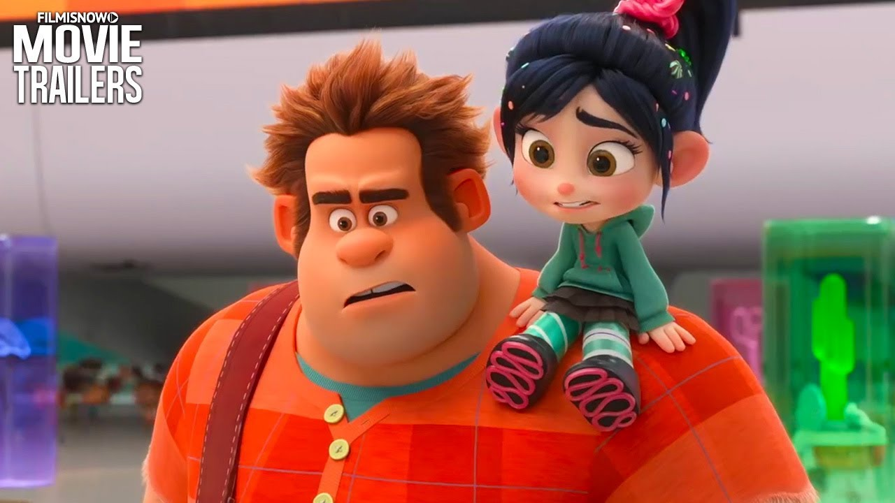 WRECK-IT RALPH 2 Int'l Final Trailer NEW (2018) - Ralph ...