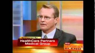 Dr. Roland Sparling on The Morning Blend 11/1/11
