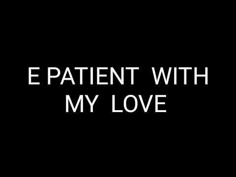 Lady Antebellum - Be Patient With Love (Lyrics)
