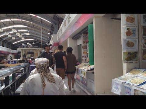 Thailand: Bangkok, little India (Phahurat) [Stroll Around] Food, Textiles, Clothes...