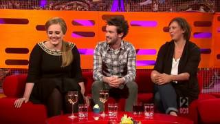 The Graham Norton Show  2011 S9x03 Jack Whitehall, Adele, Miranda Hart  Part 1