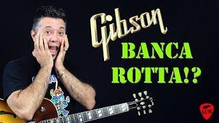 Morte Delle Chitarre Gibson Perché Fallimento E Bancarotta