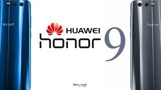 【番外編】HUAWEI honor9 最速レビュー「観たら欲しくなる」