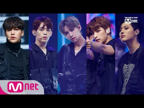 PRODUCE X 101-SIXC6 crazy - MOVE Special Stage  M COUNTDOWN 190711 EP627