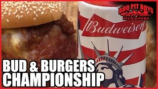 Budweiser's Bud & Burgers Championship
