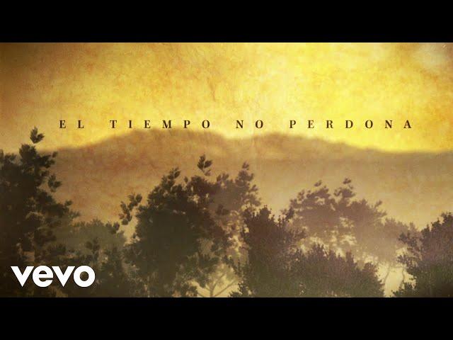 Alex Fernández - El Tiempo No Perdona (Lyric Video)