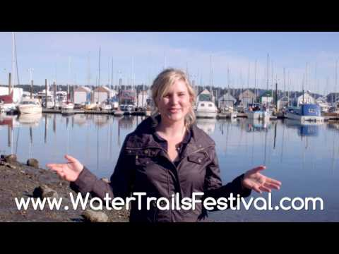 2017 Kitsap Peninsula Water Trails Festival, Elizabeth at Brownsville