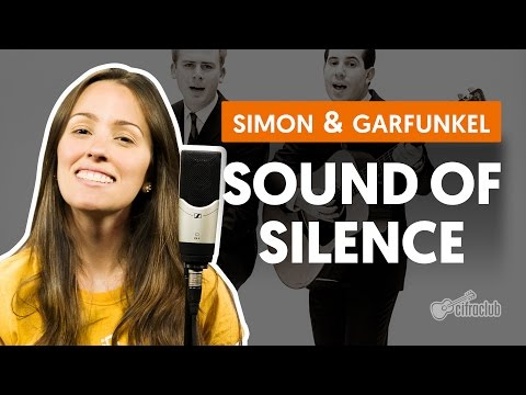 The Sound Of Silence - Simon & Garfunkel (Segunda Voz - Canto)