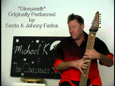 Nevada Trails with special guest Michael Kollwitz and the Chapman Stick