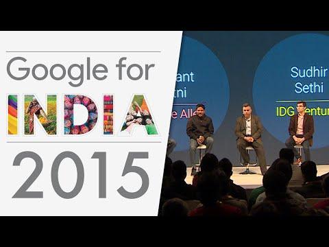 Panel: India Developer Opportunities (Google for India Developer Track 2015)