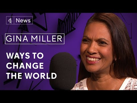 Gina Miller on a post-Brexit world, death threats and rethinking capitalism
