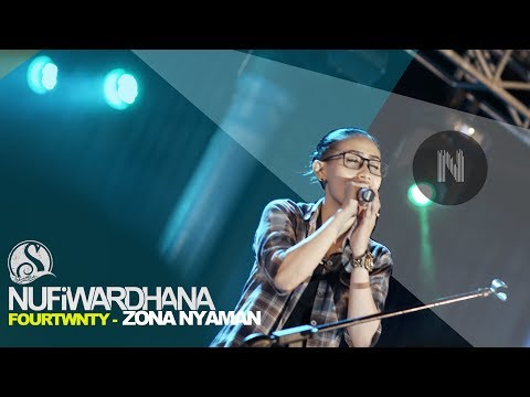 Nufi Wardhana - Zona Nyaman (live cover version) Original song by Fourtwnty