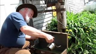 Craftsman Machinist Tool Box Old