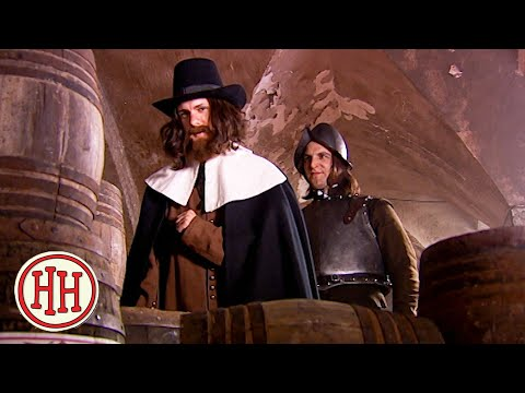 Horrible Histories - Bonfire Safety Tips With Guy Fawkes | Slimy Stuarts