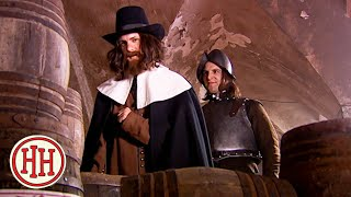 Horrible Histories - Bonfire Safety Tips with Guy Fawkes   Slimy Stuarts