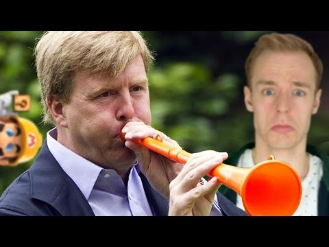 SORRY KONING WILLEM...