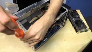 Shuttle SZ68R5 Z68 Intel LGA1155 Barebones Mini PC Unboxing & First Look Linus Tech Tips