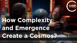 Lee Smolin - How Complexity and Emergence Create a Cosmos?