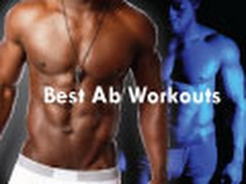 Best Ab Workouts - Get Ripped Abs FAST Using an Exercise Ball
