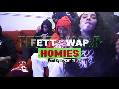 Смотреть клип Fetty Wap - Homies