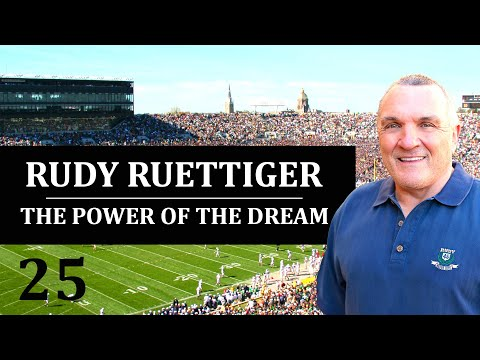 Rudy Ruettiger - The Power of the Dream