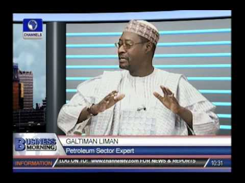Galtiman Liman speaks on the Nigerian gas market