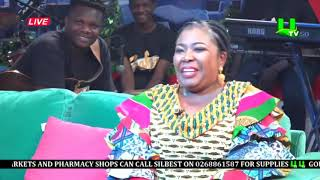 UNITED SHOWBIZ WITH EMPRESS NANA AMA MCBROWN    29/08/2020