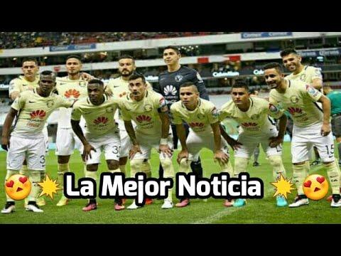 ESTA A PUNTO DE REGRESAR AL CLUB AMERICA