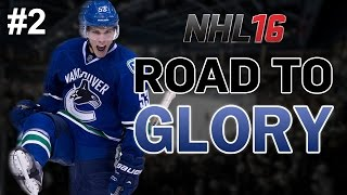 "NHL 16: Road To Glory #2 ""First Collection!"""