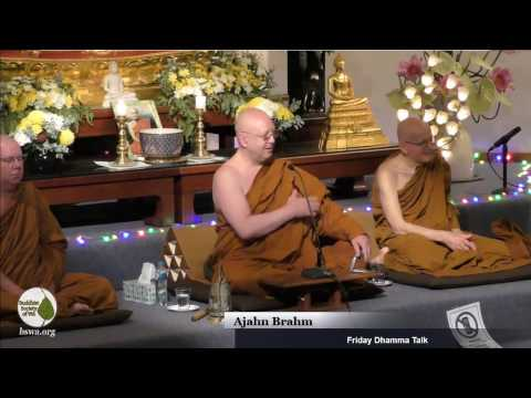 A Buddhist Guide To Making Difficult Ethical Decisions | Ajahn Brahm | 9 Dec 2016