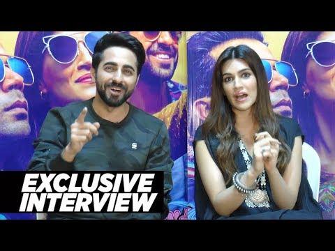 Exclusive Interview: Ayushmann Khurrana And Kriti Sanon Reveal Crazy Secrets   Bareilly Ki Barfi