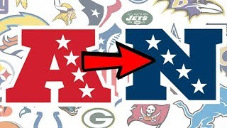 These 5 AFC Teams Would Be WORSE in the NFC
