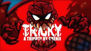 Friday Night Funkin' - A Tricky Tribute (Vs. Tricky Version 2 Mod) [Orenji Remix]