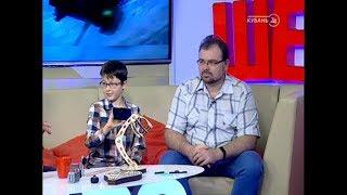 Юный изобретатель Александр Гуденко: я мечтаю сделать «умный дом» с управлением через web-интерфейс