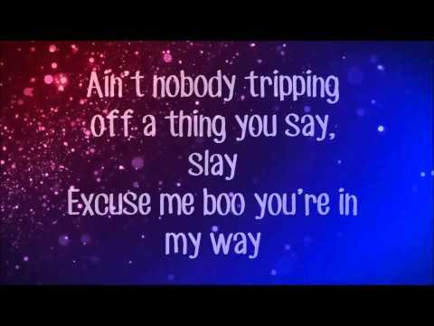 Nia Sioux - Slay ft. Coco Jones Lyric Video