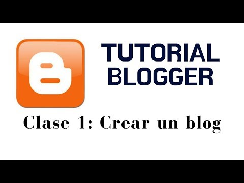Tutorial Blogger 2019