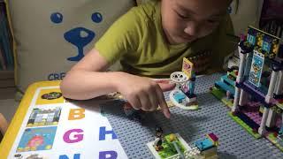레고® 프렌즈 41338 스테파니의 스포츠 경기장 놀이