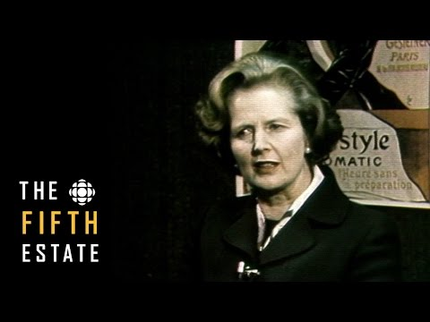 Margaret Thatcher on the labour movement (1979) - The Fifth Estate