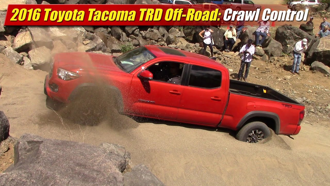 Toyota Tacoma Electricke Controller