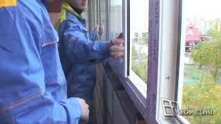 Максимус окна - сдвижные окна Slidors сборка и установка на балконе(, 2013-11-23T23:19:27.000Z)
