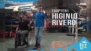HASZTEN TV - [HIGINIO RIVERO] deportista PARALÍMPICO