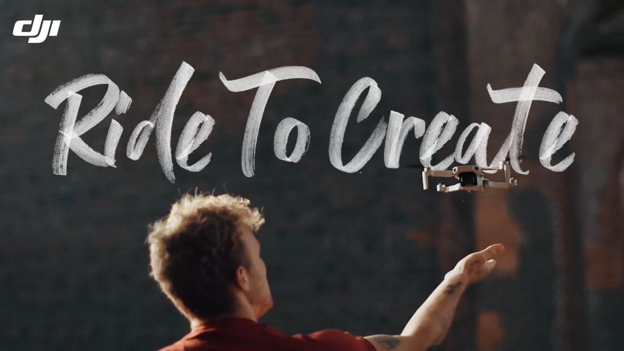 DJI Creator - Ride to Create