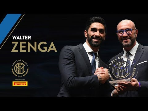 WALTER ZENGA | Interview | Inter Hall of Fame 2018