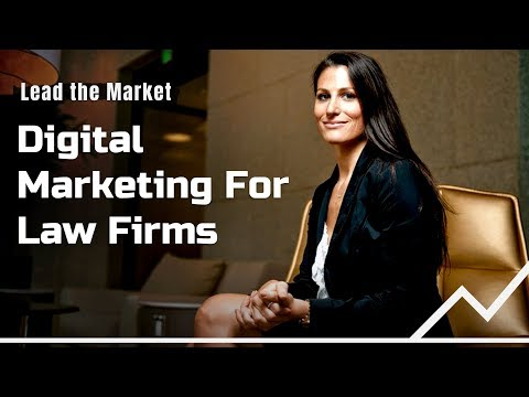 How To Market A Small Law Firm On The Internet 2018